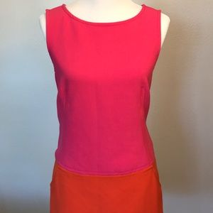 Loft Colorblock Dress